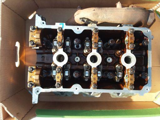 Zawór wydechowy ford mondeo mk3 st220 3.0 v6 226km