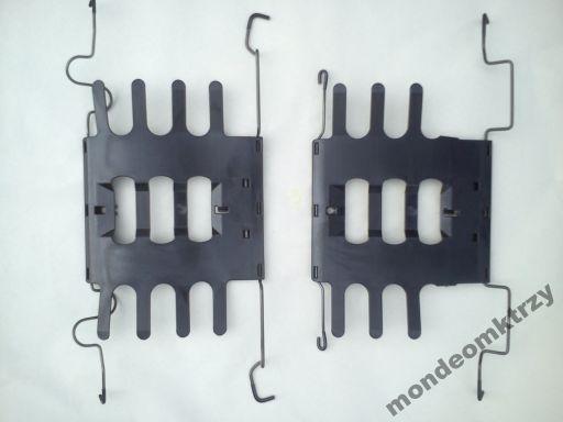 Regulacja lędźwi oparcia fotela ford mondeo mk3