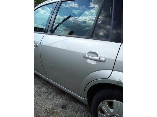6 0 srebrne drzwi lewy tył ford mondeo mk3 kombi