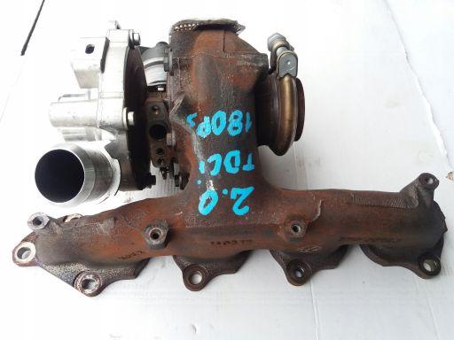 Turbosprężarka ford mondeo mk5 2.0tdci 180km