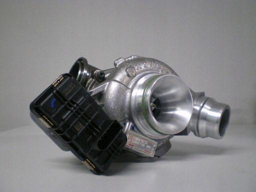 Turbosprężarka bmw 118d 218d 318d 418d 150km