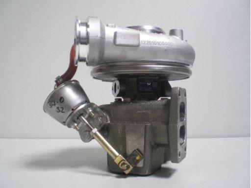 Turbosprężarka borgwarner 209997 37   21496666