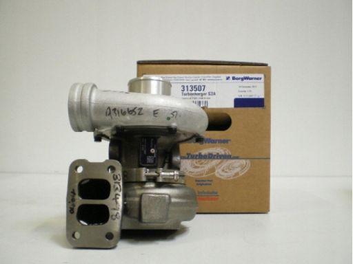 Turbosprężarka turbina deutz 041985 56kz 041985 60