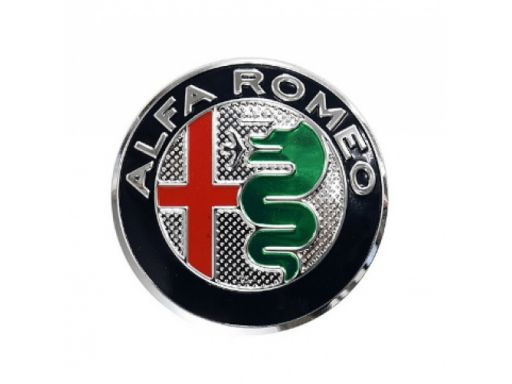 Alfa romeo logo emblemat znaczek 40mm kierownica