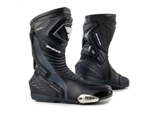 Buty motocyklowe shima rsx-6 black 3xgratis 50 zł