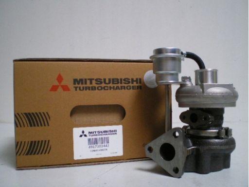 Turbosprężarka kubota 49173-0 3442   49173-03 400