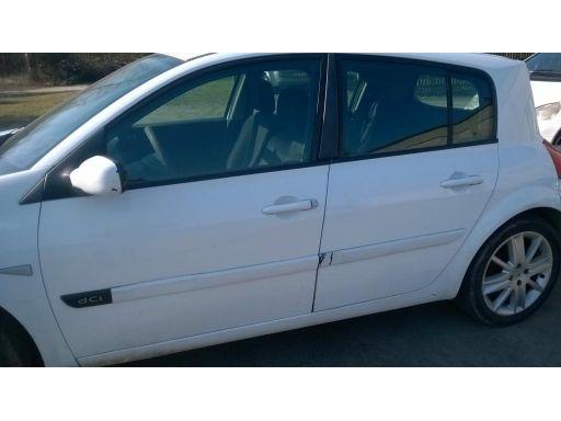 Renault megane ii 2 drzwi lewe tylne tył