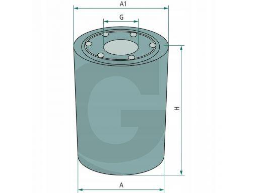 Filtr oleju hydraulicznego hf6115 p551323 sh56165