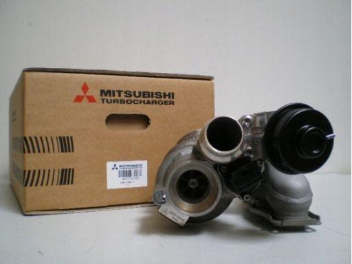 Turbosprężarka turbina bmw 116575|88938 | 758893|8-11