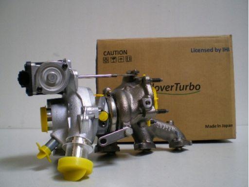 Turbosprężarka turbina 03f145701m 03f145701mv