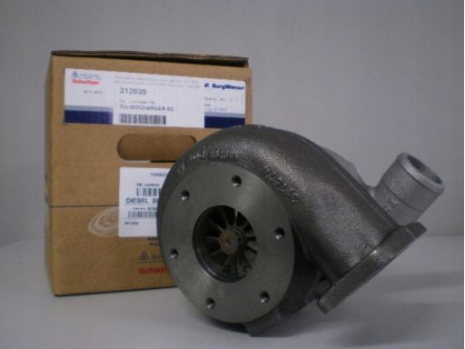 Turbosprężarka schwitzer 836846|365 v836846|365