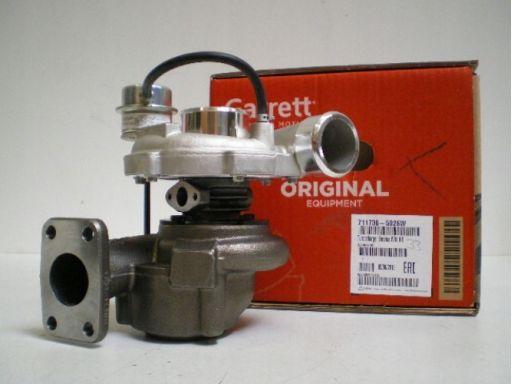 Turbosprężarka turbina massey ferguson 5425 | 5435