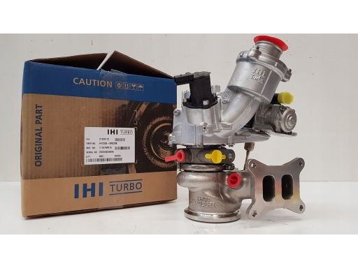 Turbosprężarka audi 9va06 f41ceg-sr028b