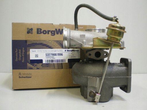 Turbosprężarka iveco 504042|523 | 98499754