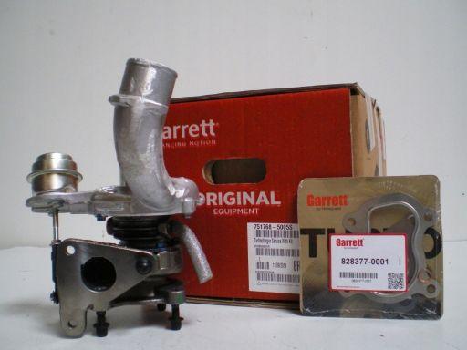 Turbosprężarka garrett 717345-|0001 | 717345-0|002