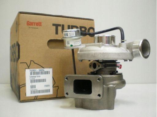 Turbosprężarka garrett jcb 320/06160