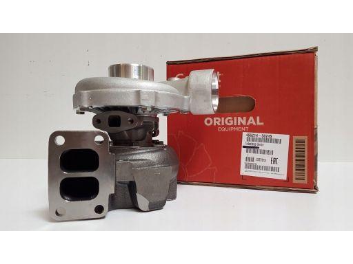 Turbosprężarka garrett 466214- 0034   466214-2 4