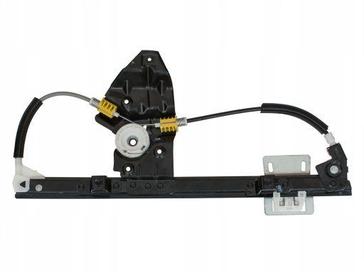 Mechanizm podnoszenia szyby tył l freelander 97-06