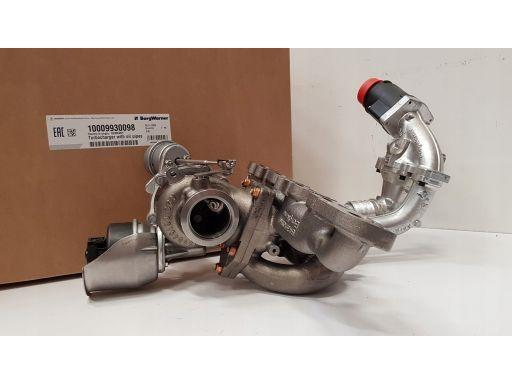 Turbosprężarka vw 100097|00099 | 100098|80027