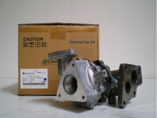 Turbosprężarka isuzu f31cnts0195b 898150|6872