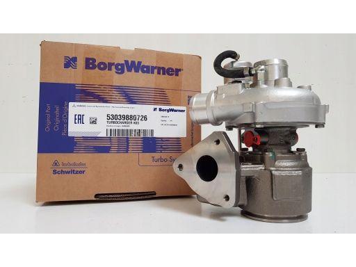 Turbosprężarka 530398|80548 | 530397|00726 | 530398|80726