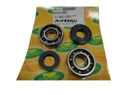 Malaguti f 10 12 15 centro ciak 50 łożyska włoskie