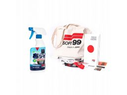 Soft99 new fabric cleaner do tapicerki w aucie