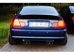 Spoiler m3 csl bmw e46 coupe hit ducktail!