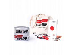 Soft99 pearl & metallic wosk do samochodu jap