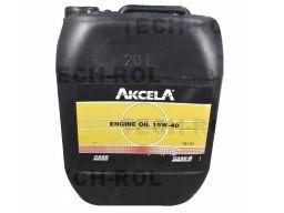 Olej silnikowy akcela engine no.1 15w40 20l case