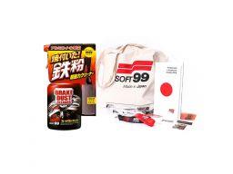 Soft99 new brake dust cleaner czyszczenie felg