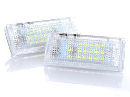 Podświetlenie tablicy led bmw 3 e46 98-05