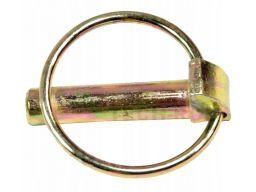 Przetyczka zawleczka fi-10 mm belki polowej ursus