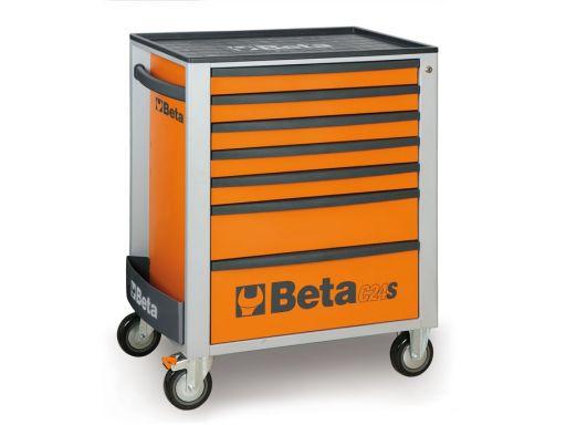 Wózek narzędziowy beta c24s 7 szuflad hit