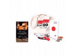 Soft99 zestaw do skórzanej tapicerki