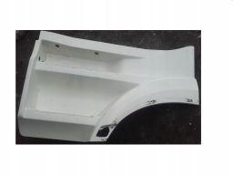 Actros mp4 a960 lewa stopnica stopien oryg biała
