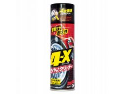 Soft99 4-x tire cleaner i dressing do opon
