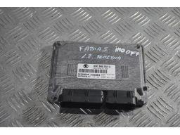 Sterownik komputer silnika skoda fabia i 1.2b awy