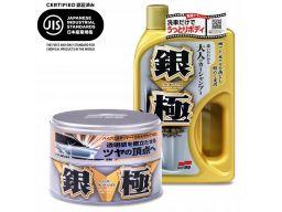 Soft99 kiwami zestaw wosk jasny i szampon