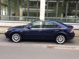 E 2 niebieskie drzwi lewy tył ford mondeo mk3 hb