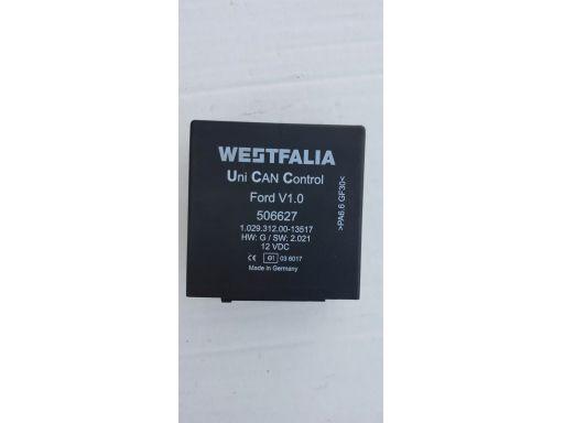 Westfalia przekaźnik haka ford mondeo mk4