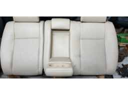 Beżowe oparcie skóra ford mondeo mk3 hatchback