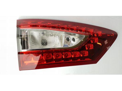 Lampa w klapę led lewa ford mondeo mk5 kombi