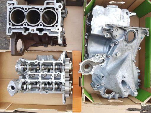 Jqdb blok silnika ford focus mk3 1.0 ecoboost 16r