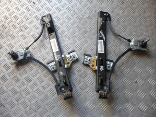 Mechanizm szyby lewy tył manualny ibiza iv 6j