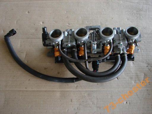 Honda cbf 600 pc 43 abs - gaźnik przepustnica