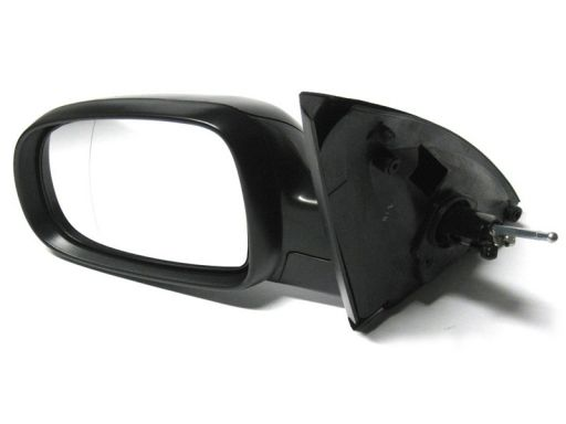 Lusterko manualne czarne lewe opel corsa c 2000-
