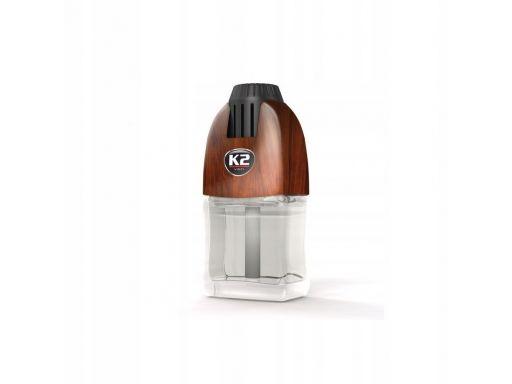 K2 creo brown zapach samochodowy na kratkę new car