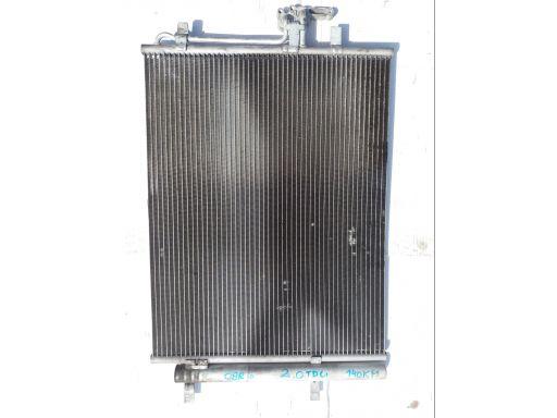 Chłodnica klimatyzacji ford mondeo mk4 2.0tdci