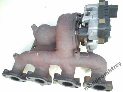 Turbosprężarka ford mondeo mk3 2.2tdci 155km